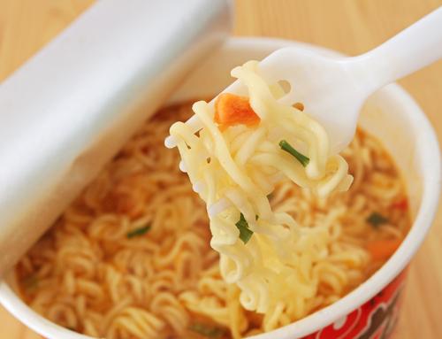 賞味期限 カップ麺 液体スープ