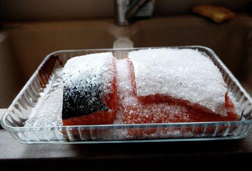 賞味期限 冷凍 鮭