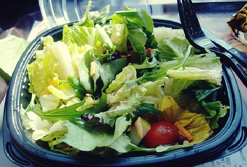 賞味期限 レタス サラダ