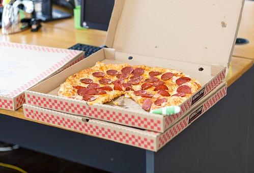 賞味期限 ピザ 宅配
