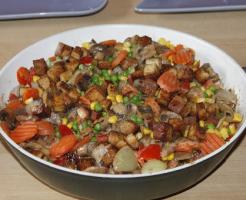 賞味期限 ひき肉炒め 豚肉炒め